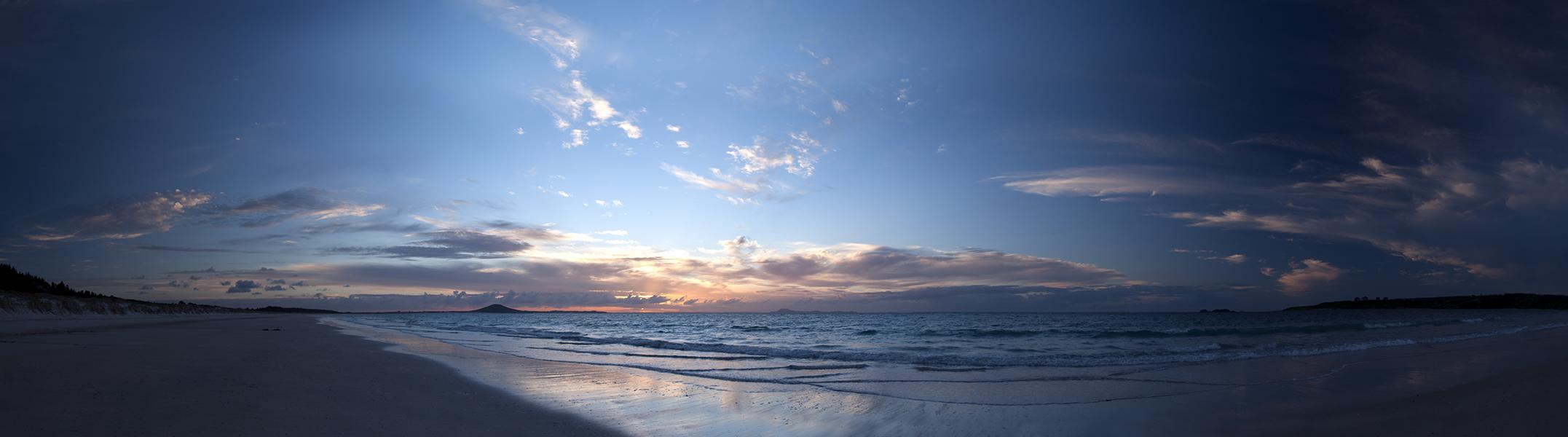 Keri Keri Peninsula Sunset