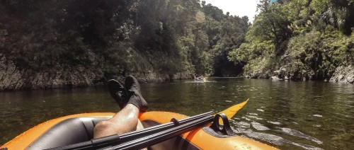 The Hutt River Experience